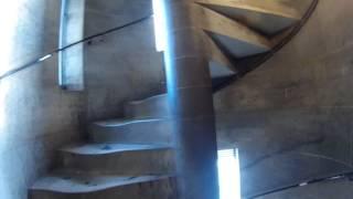 кельнский собор(Спускаемся вниз высота лестницы 98 метров., 2012-11-23T21:26:45.000Z)