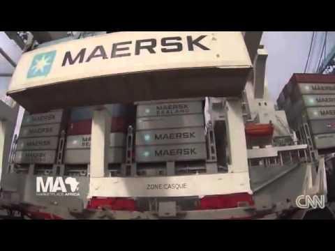 Port Tanger Med   Marketplace africa   CNN