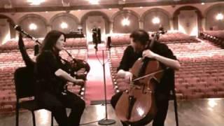 """""""Lamento for gaita and cello"""" by Cristina Pato and Mike Block"""