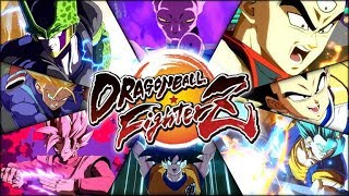 DRAGON BALL FIGHTERZ - ALL LEVEL 1, 3 & 5 SUPER ATTACKS + ALL DLC INCLUDED