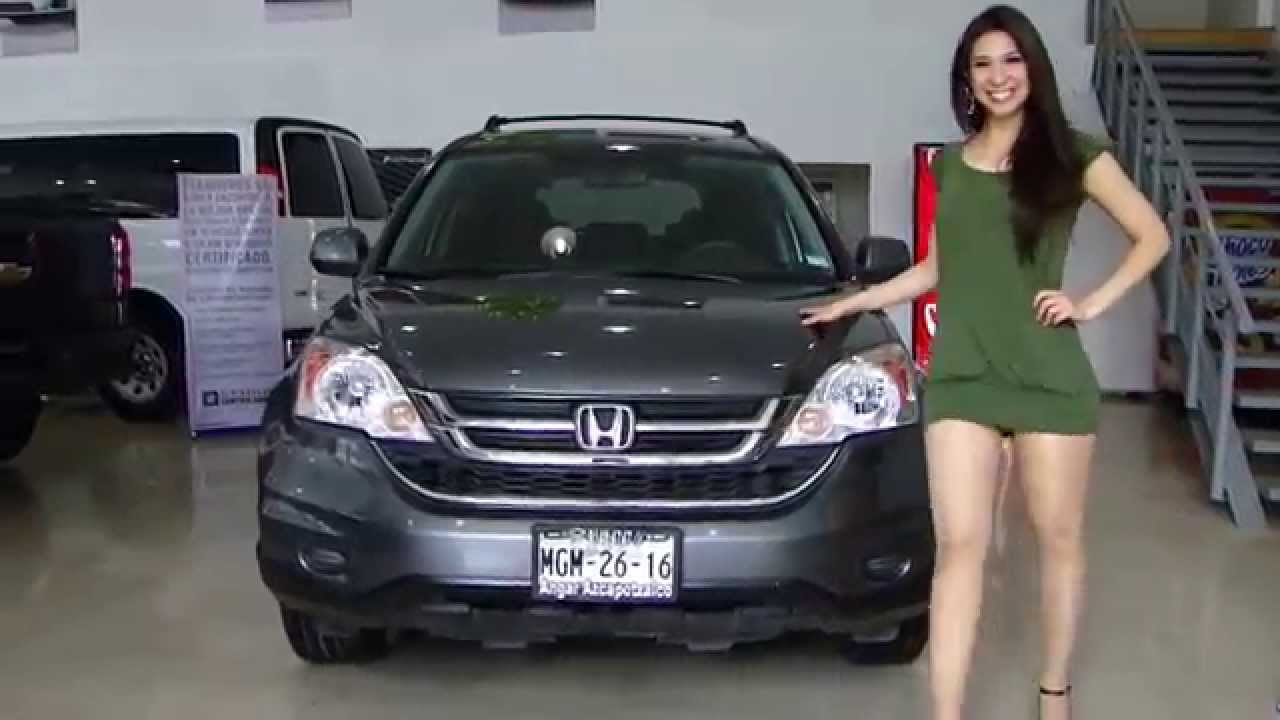 Honda Cr V 2011 Ex Seminuevos Chevrolet Youtube