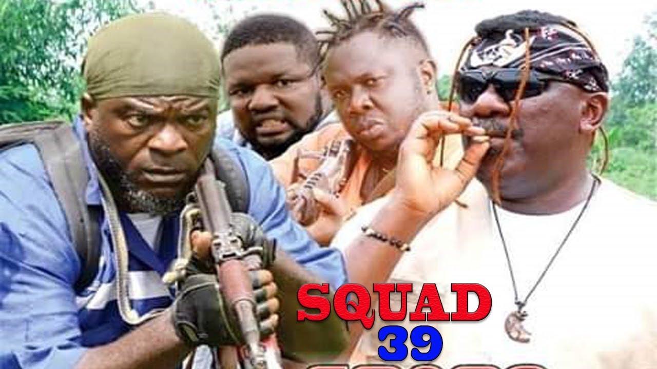 Download Squad 39 Season 6 (NEW MOVIE) - 2019 Latest Nigerian Nollywood Movie