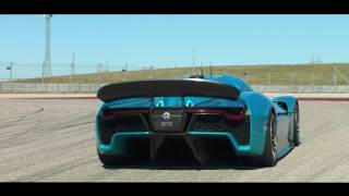 EP9 at Circuit of the Americas - Fastest Autonomous Car