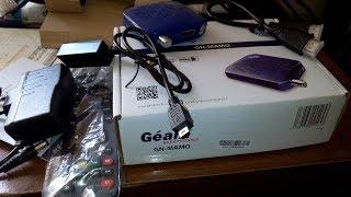 Geant -Gn  mamo FTA et Gn-r4 mini plus HD De A à Z