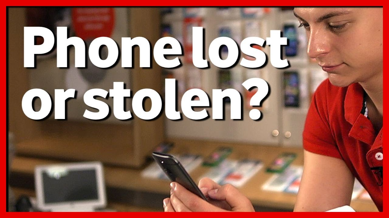 What to do if your Vodafone phone gets lost or stolen