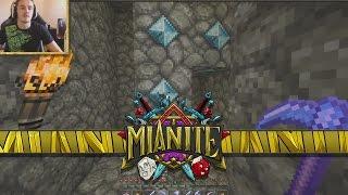Minecraft: Mianite - Diamond Pickaxe Awesomness! [66]
