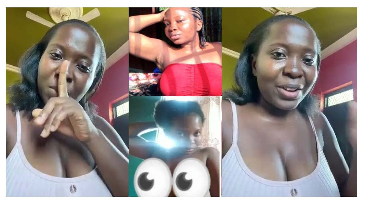 """Download """"I don't regret, My toto is naturally big"""" - Akua Saucy, Twitter girl whose nαked picture leαked"""