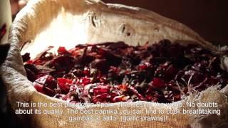 Olmeda Origenes - Spanish Paprika (Pimentón from La Vera)- How it is made.