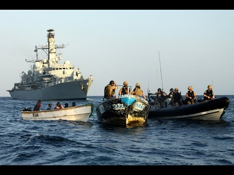 Countering piracy: lessons for multinational military cooperation