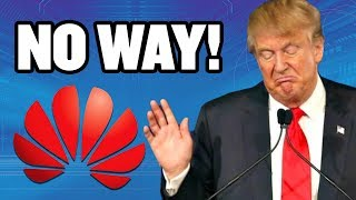 Trump Says 'No Way' to Huawei | Trade War Tariffs | China Uncensored