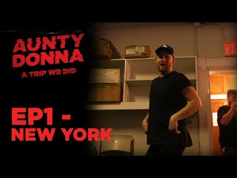 A Trip We Did - Ep 1 (New York) - Tour Documentary