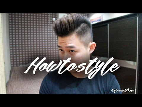 Men's Hairstyle | How to Style Your Hair