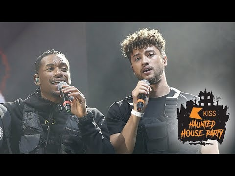 Rak-Su – Dimelo  At The KISS Haunted House Party 2018