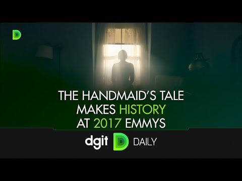 Hulu's The Handmaid's Tale  makes history at 2017 Emmys