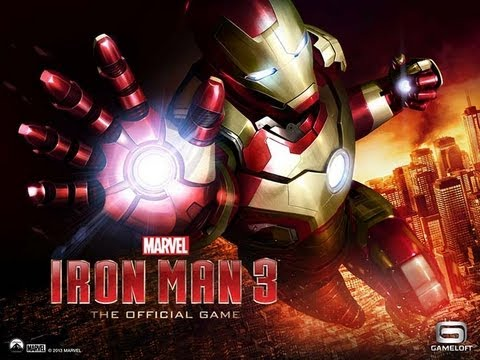 Iron Man 3 The Game IOS/Android Gameplay
