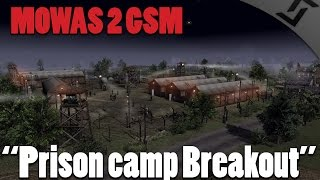 Men of War: Assault Squad 2 - Prison Camp Breakout - GSM - France 1940