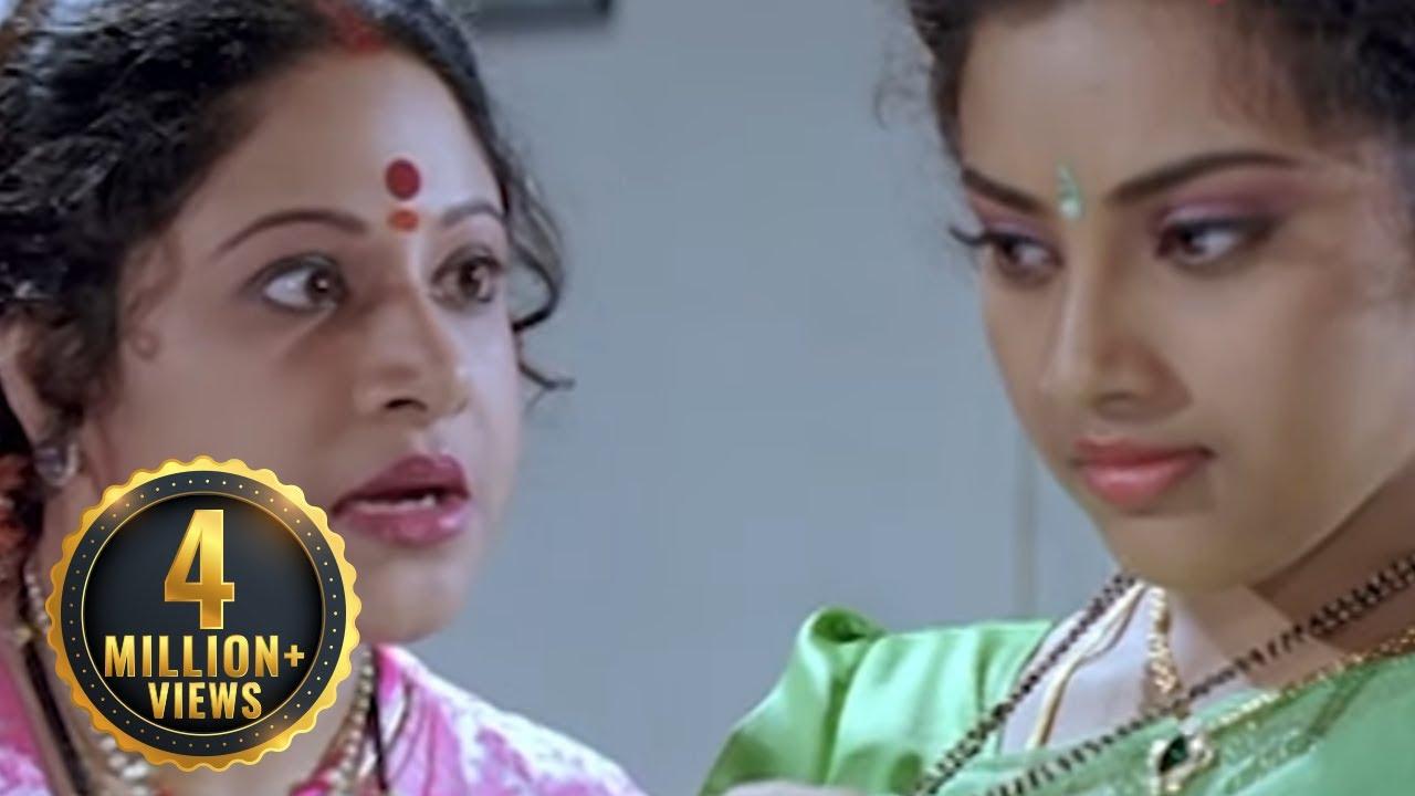 Download सास बहु के बिच जगदे | Avval Beta (2009) (HD) - Part 4 | Venkatesh, Meena & Jayachitra