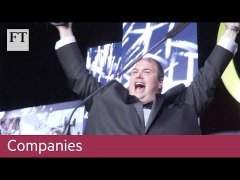 Murad Al-Katib wins coveted entrepreneur award