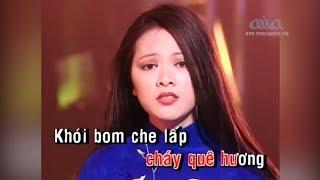 Karaoke Chuyện Tình Hoa Trắng - Như Quỳnh Beat Chuẩn Tone Nữ