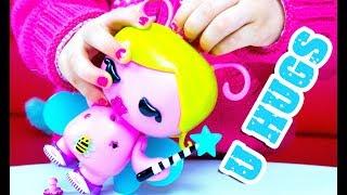Ігри та іграшки-магазини з супер Ванесса! У обійми розпакування, страшні ляльки, зоряне казковий персонаж лялька