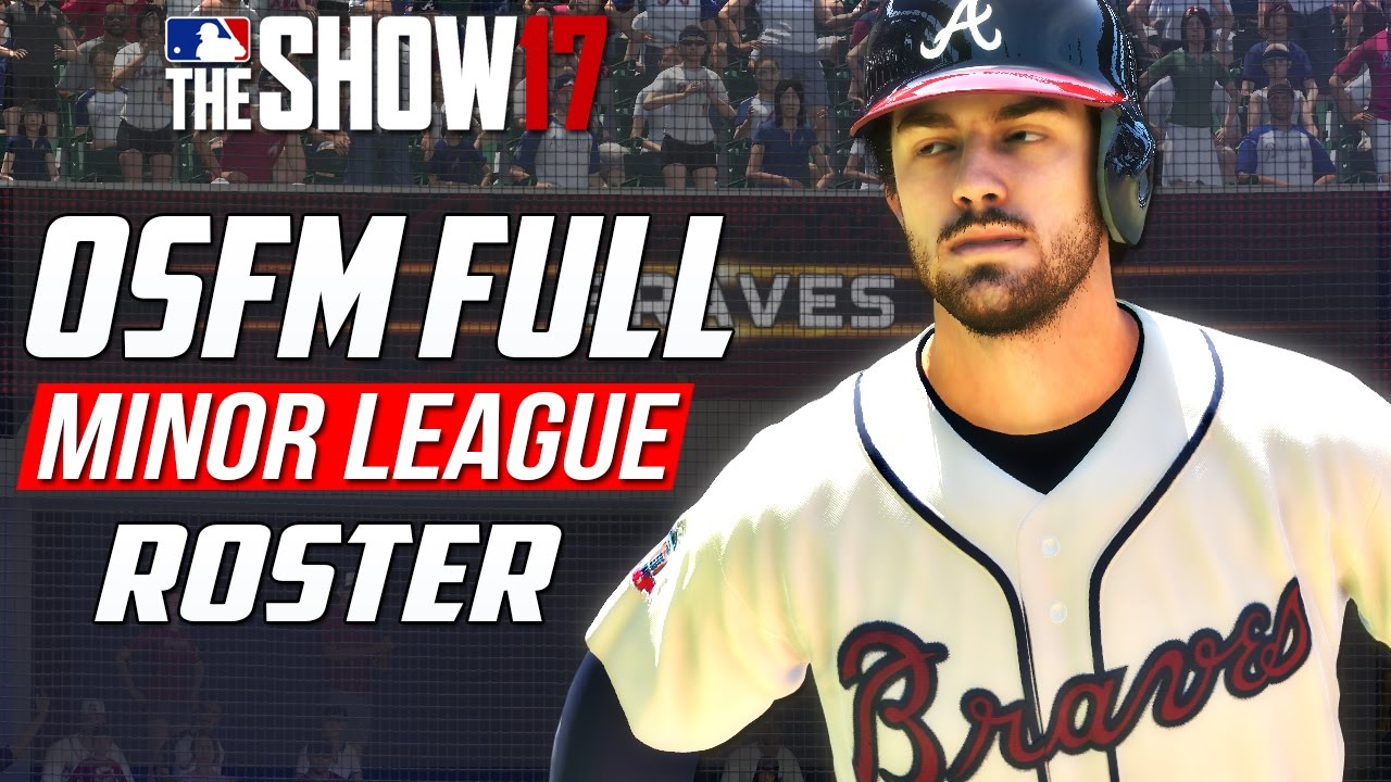 MLB The Show 18 OSFM Rosters Available Now - Operation Sports
