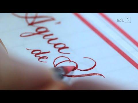 Curso online de Fundamentos da caligrafia artística | eduK.com.br de YouTube · Duração:  1 minutos 30 segundos