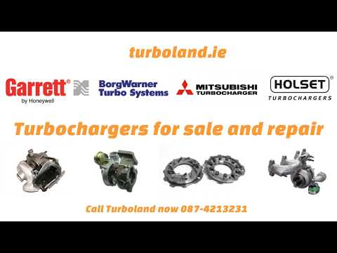 Turbo Reconditioning | Turbos Ireland | Turbocharger Repair | Turbos