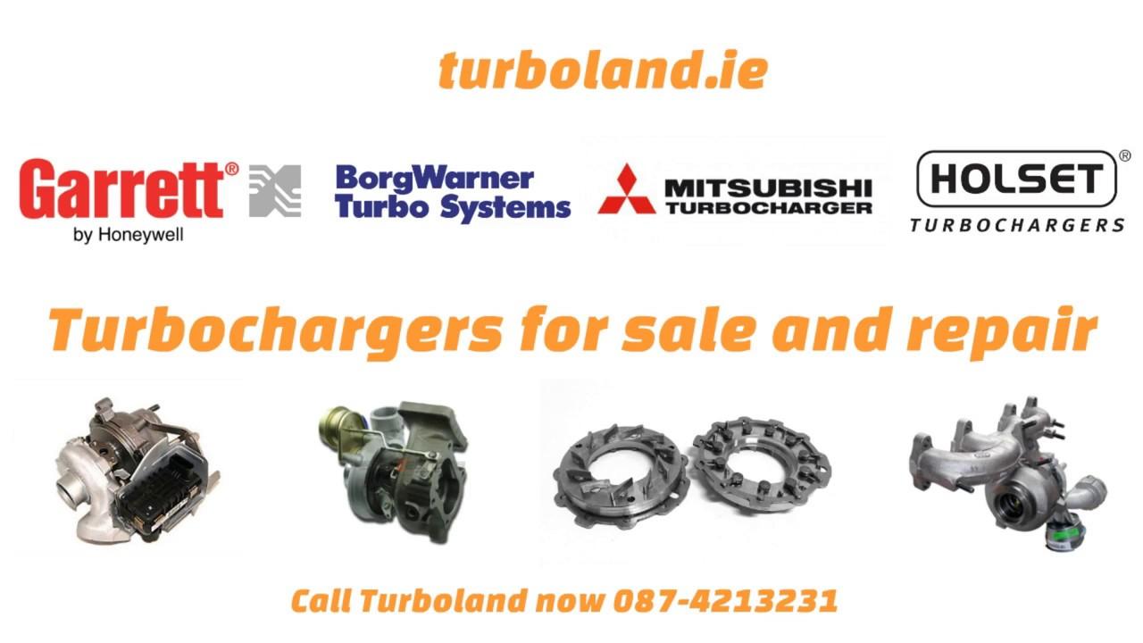 Turbo Reconditioning   Turbos Ireland   Turbocharger Repair