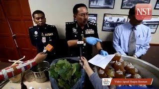 'Ketum kitchen' shut down, five arrested