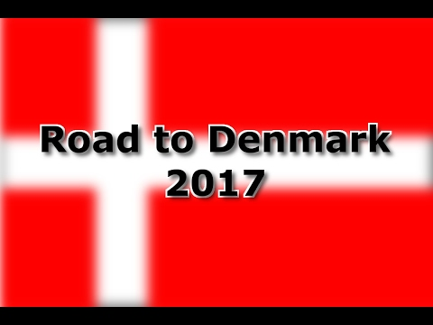 Road to Denmark 2017