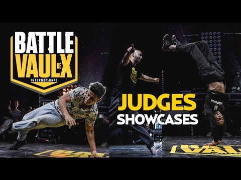Niggaz / Lil Zoo/ Karim Barouche | Judges Showcase | Battle De Vaulx International