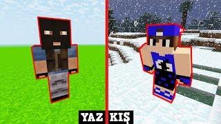 HIRSIZ VS POLİS #39 - Zamanda Yolculuk (Minecraft)