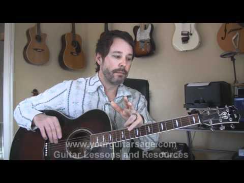 Guitar lesson Lonely Boy by the Black Keys showing chords, licks, riffs & tricks beginner