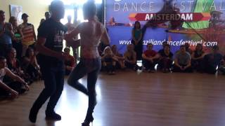 00217 BDF2017   ACD with Mirella and Carlos ~ video by Zouk Soul