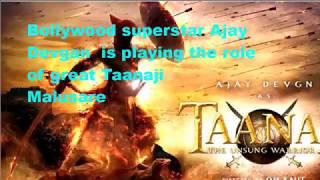 Taanaji': Ajay Devgn's New film on Brave Taanaji Malusare
