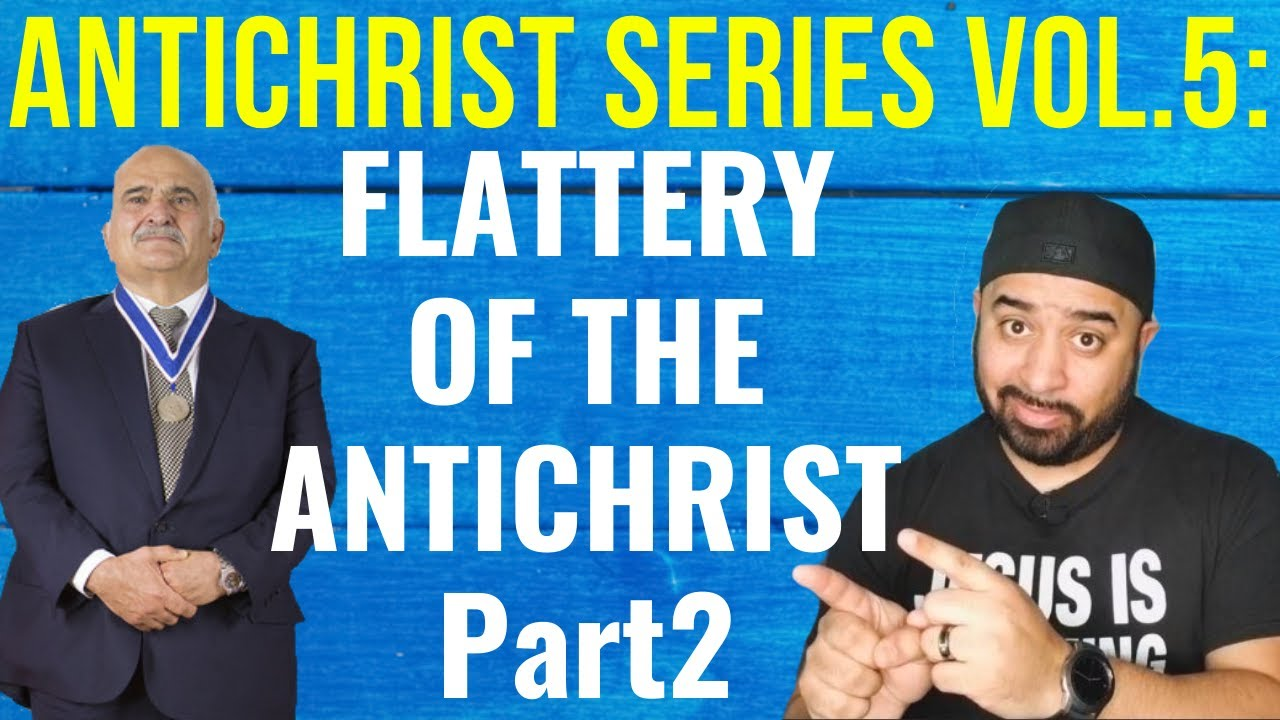"Vol. 5-Part 2: Flattery Of the Antichrist: ""Water & Human Environment"""