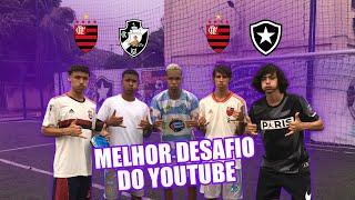 Cover images MELHOR DESAFIO DO YOUTUBE!! FT: Matheus nascimento, Victor Hugo, wertin e andrey Santos