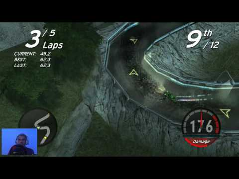 Playing Little Racers Street |