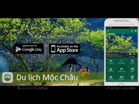 inMocChau App - Moc Chau in your pocket