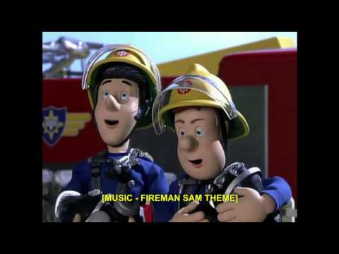 Fireman Sam Opening Song Repeated 10 Minutes