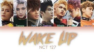 Wake up (color coded lyrics han/rom/eng ...