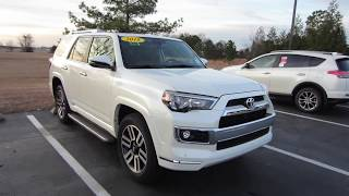 2018 Toyota 4Runner Limited 4X4 Full Tour & Start-up at Massey Toyota