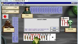 Hoyle Card Games 3 - Pinochle