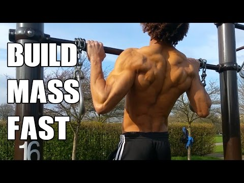 How to Build Muscle with Calisthenics/Bodyweight Training - Step by Step Guide