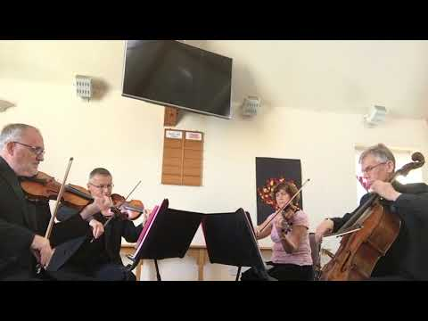 String Quartet - Paradise by Coldplay