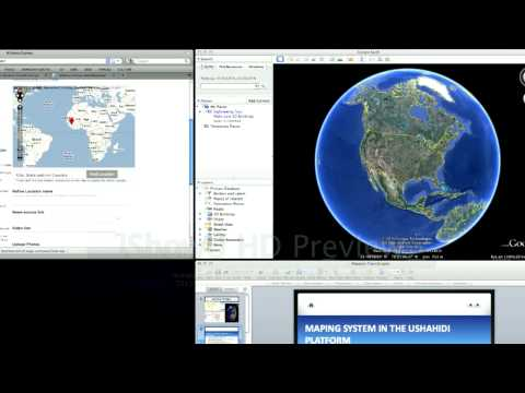 Media Mapping Tutorial - Alliance Guinea Vote Témoin