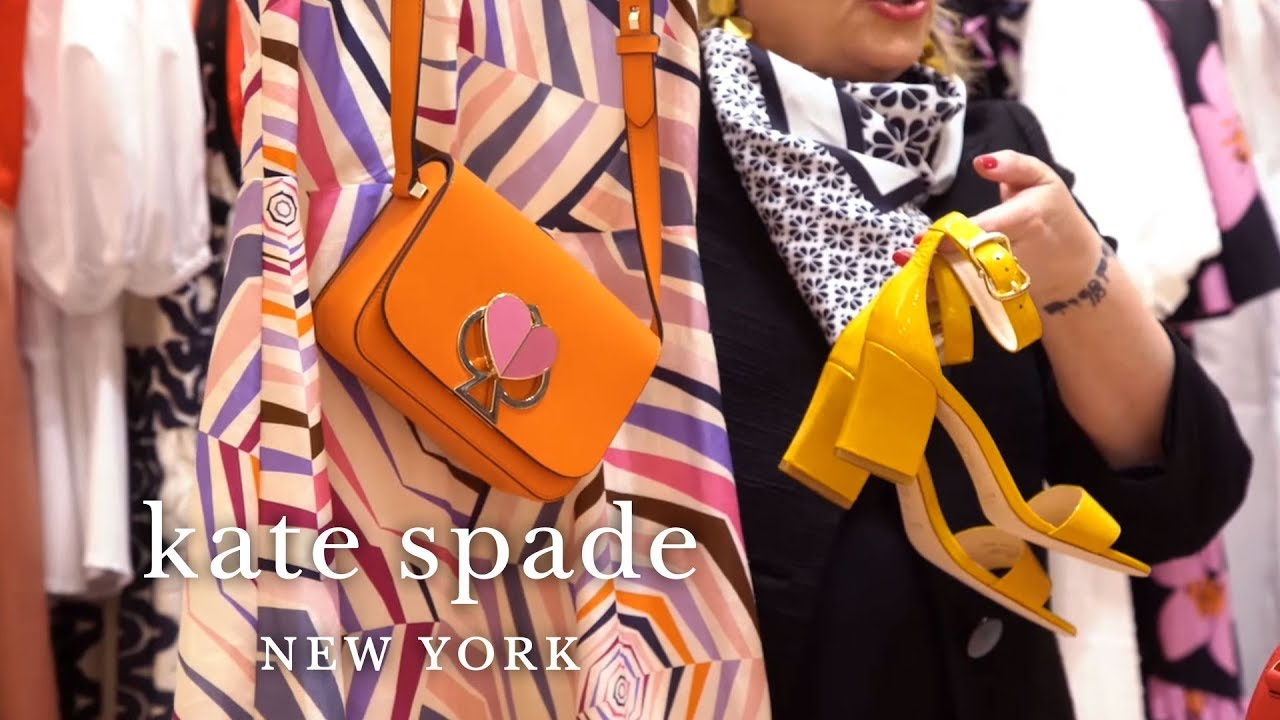 [VIDEO] – top 5 summer wedding outfits | talking shop | kate spade new york