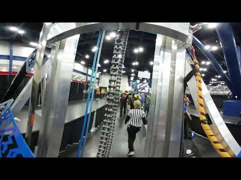 FRC Team 342 Robot Walk