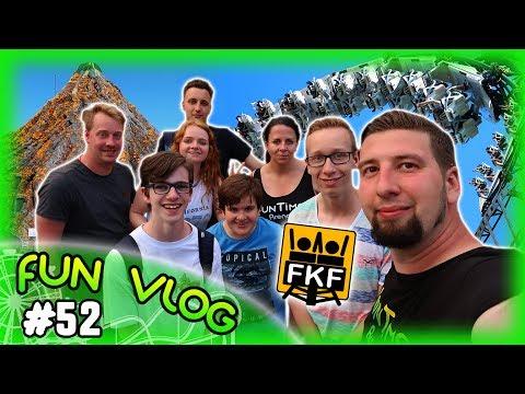 FKF European Fanday im Movie Park - Bermuda Dreieck Evakuierung & Star Trek ERT  | FunVlog #52