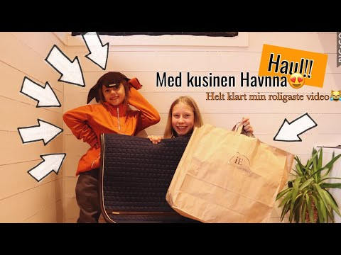 MIN ROLIGASTE VIDEO!!! Haul Med Havanna!😍😹🎉